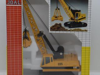 Cat 225 Digging Crane die cast model