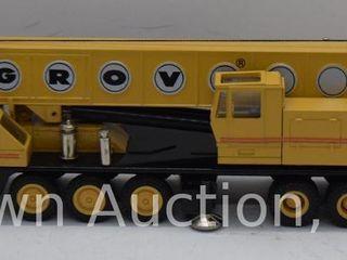 Grove TM 1500 Crane die cast model  1 50 scale