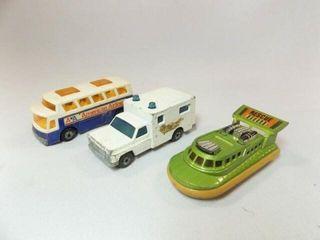 Matchbox   Ambulance  Rescue Boat