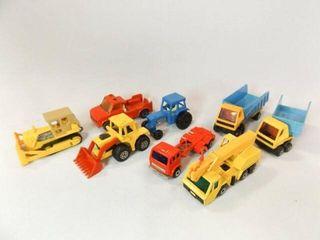 Matchbox   Work Vehicles  8