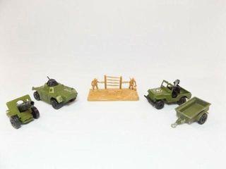 Matchbox   Military Pieces  5