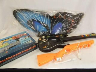 Butterfly Wings  Game Shooter  Guitar Hero