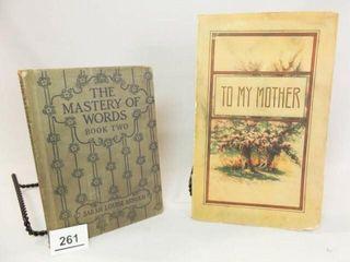 1912  1917 Books  2