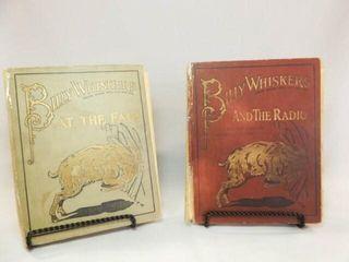 1909 Billy Whisker Books   hardback  2