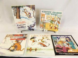 Calvin   Hobbes Comic Collection Books  5