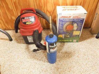 Shop Vac  Propane Bottle  Heater