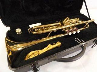 Mark II Trumpet in Case