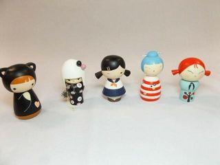 Momiji Message Dolls  5