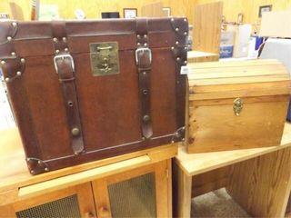 Decorative  Storage Chests  2