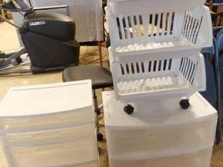 Plastic Storage Units  3