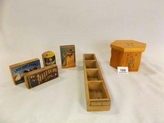 Wood Design Pieces  6