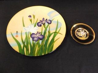 Japanese Decorated Plates  2