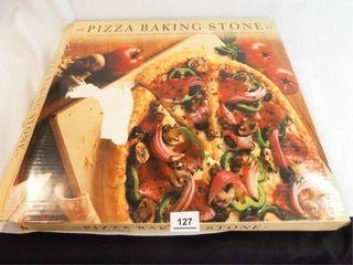 Pizza Baking Stone in box