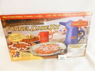 Funnel Cake Kit in box