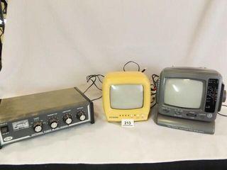 Electro  Sylvania Small TV s  Antenna Tuner