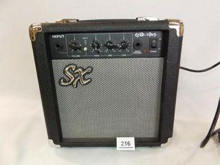 SX Speaker  11  x 6