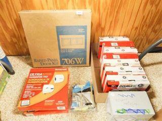 light Bulbs  Filters  Door Kit  Vacuum Bags
