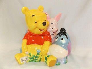 Disney Winnie the Pooh Cookie Jar
