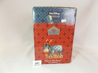 Disney Jim Shore Eeyore Figurine in box