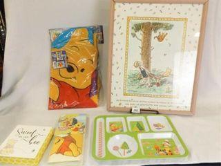 Winnie the Pooh Items  5
