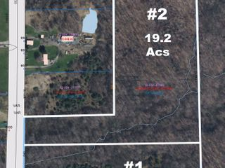 Commercial Zoned Land With Utilities Available