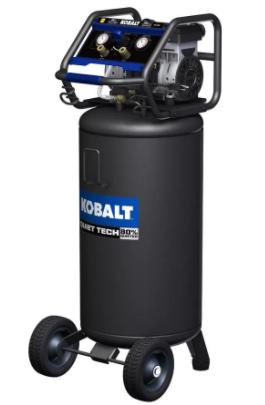 Kobalt 26 Gallon 150 Max PSI Air Compressor