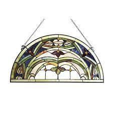Glass Window Panel Suncatcher