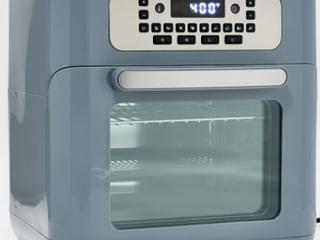 Cook s Essentials 10 qt Air Fryer Oven w  Presets  amp  Accessories Retail  79 98
