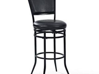 Rachel Black Swivel Bar Stool Retail 115 99