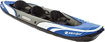 Sevylor Big Basin 3 Person Inflatable Kayak