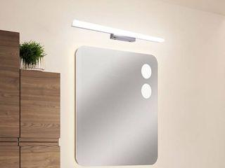 12W 80CM light bar 6W 9W12W Bathroom light Bar Silver White light