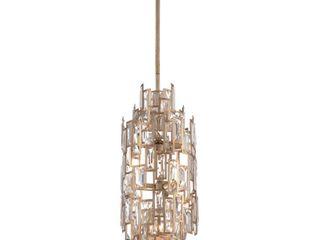 Metropolitan luxor Gold Bel Mondo 7 light Full Sized Pendant