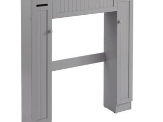 Simple living Space Saver Over the toilet grey Retail  118 99