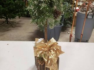Artificial Tree Decor