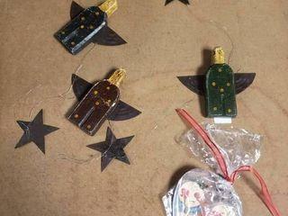 Metal Christmas Decor