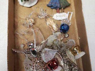 lot of Angel Ornaments