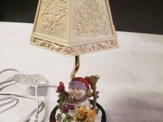Snowman Table lamp