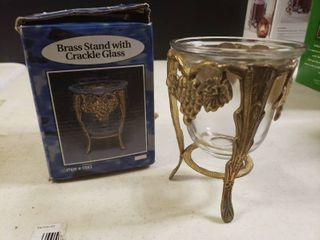 Brass Stand Holder