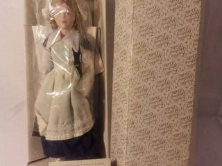 Franklin Heirloom Dolls Deborah of New York