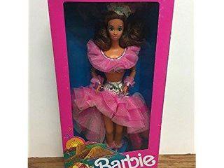 Mattel Brazilian Barbie Dolls of the World Collection 1989