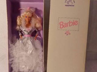 1991 Playline Special limited Edition Applause Collector Barbie 1991
