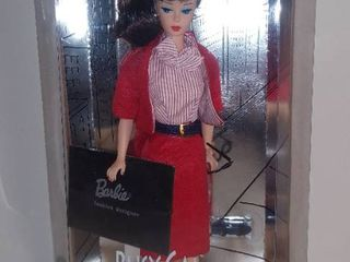 1995 limited Edition 1960 Reproduction Busy Gal Barbie