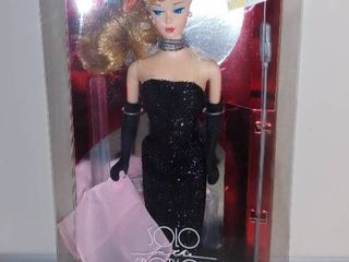 1995 Special Edition Reproduction 1960 Solo in the Spotlight Barbie