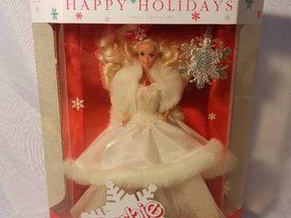 Barbie   Happy Holiday 1991   Special Edition