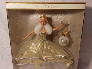 Celebration Barbie Special Edition 2000 New Years Holiday Doll