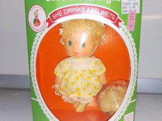 Strawberry Shortcake Berry Baby lemon Meringue Doll