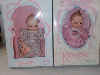 lot Of 2 Cameo s Kewpie Dolls In Box
