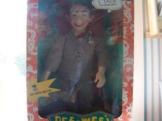 Talking Pee Wee Herman