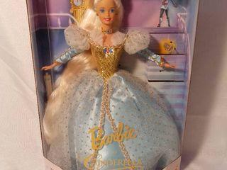 Barbie As Cinderella   Barbie Doll By Mattel Children s Series 1997