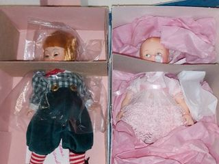 lot Of 2 Madame Alexander Dolls